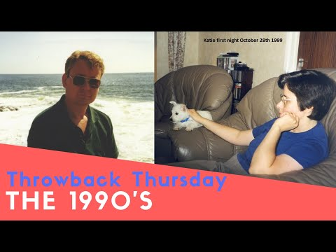 Memories Of The 1990's - Throwback Thursday June 2020