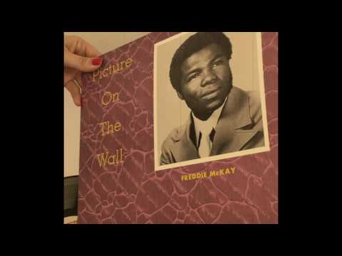 Freddie McKay's 'Picture On The Wall' LP Reissue Unboxing