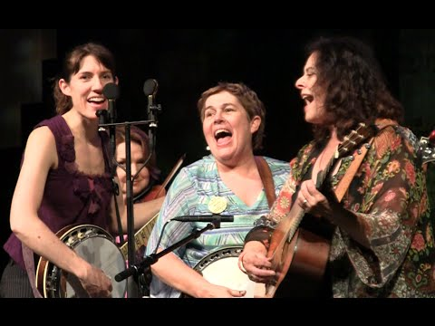 Banjo Pickin' Girl - The Augusta Bluegrass Women