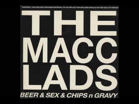 The Macc Lads - Failure With Girls (Lyrics in Description)
