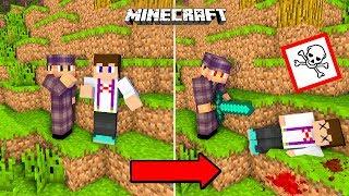 ON NIE ZNA MOJEGO SEKRETU!  - Minecraft