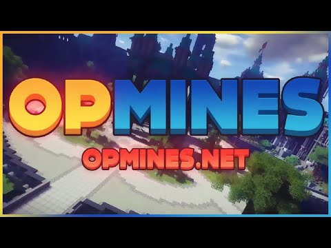 OPMines Prison Server [1.8 - 1.15] Trailer
