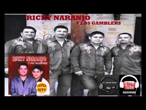RICKY NARANJO & LOS GAMBLERS - TEJANO MEDLEY MIX/BY DJ JUNIOR MIXER