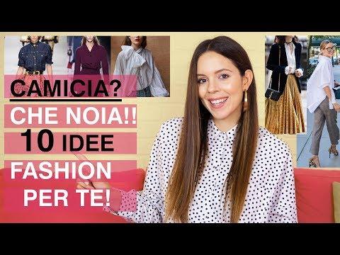 Come indossare una CAMICIA? 10 outfit DI MODA da COPIARE e abbinare subito! | Bianca e non solo