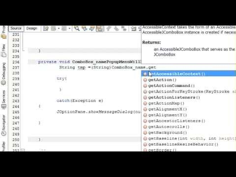 Java prog#10  Display jtextfield when select item in jcombobox in Netbeans  Java and Sqlite (mysql)