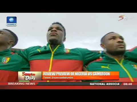Don't Expect Easy Victory Against Cameroon, Analyst Tells Eagles Pt.3 |Sunrise Daily|