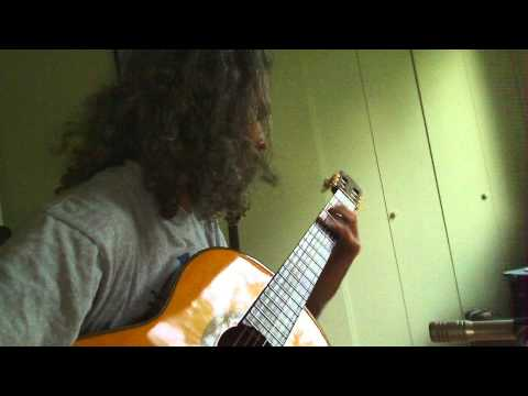 """As They Approached"" - Fingerstyle Improvisation"