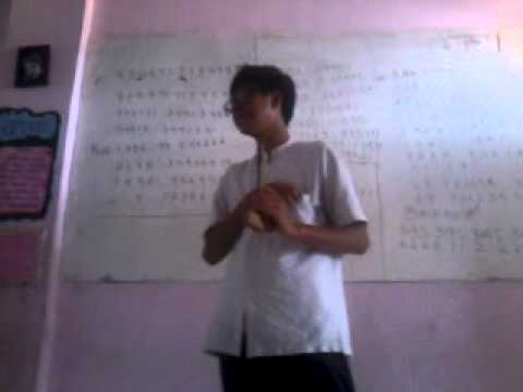 stand up comedy by bang rojali