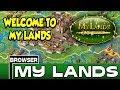 My Lands - Parceira Nova da Maximum Coop