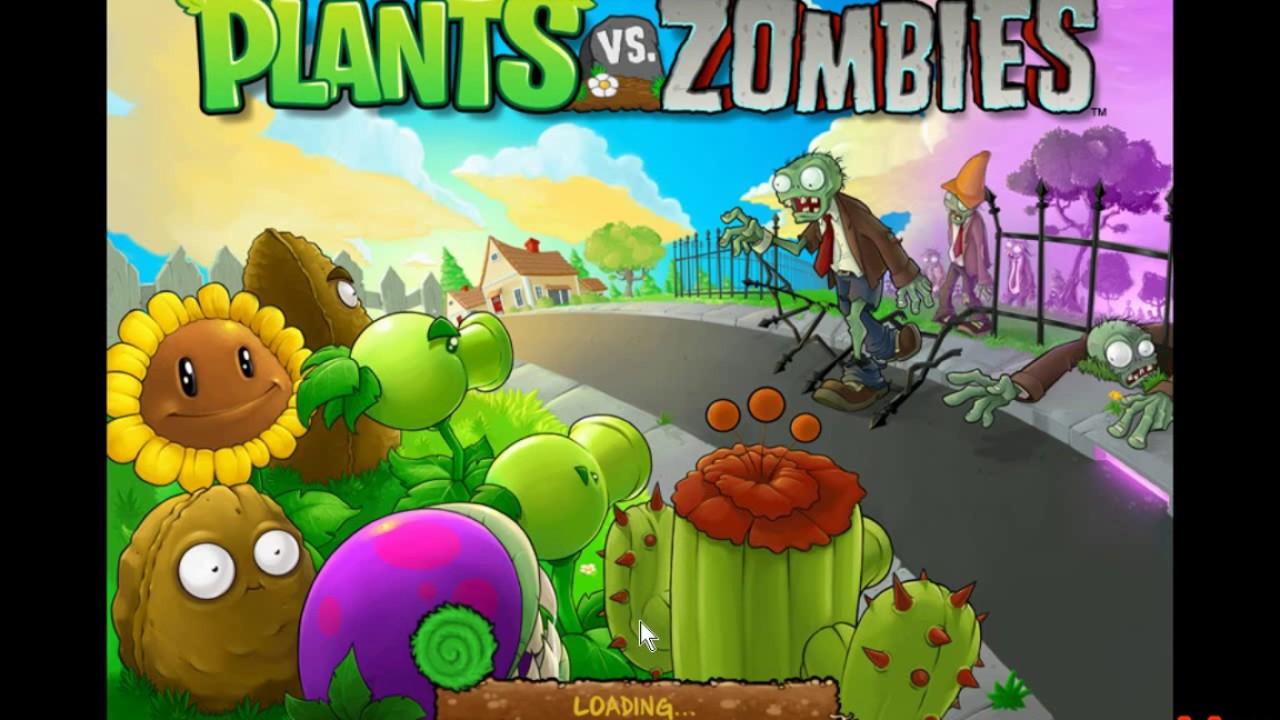 تحميل لعبة النباتات ضد الزومبي 5