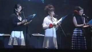Maria Sama ga Miteru evento parte 6 seiyūs: -Yumi Fukusawa: Kana Ue...