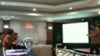 ToT Web Desa Kalsel - Sesi Seminar