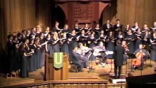 """""""The Lake Isle of Innisfree"""" - OSU Chamber Choir"""
