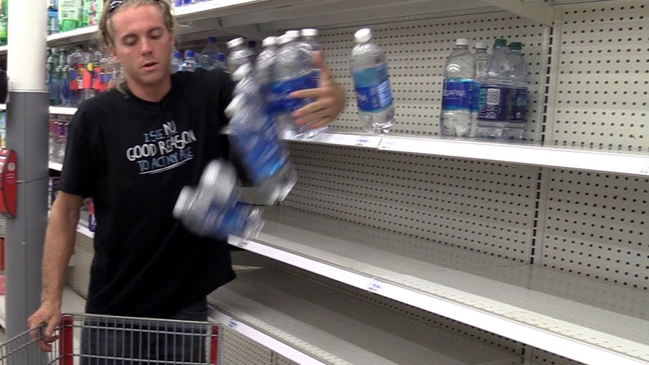 Floridian's Hurricane Survival Guide - YouTube