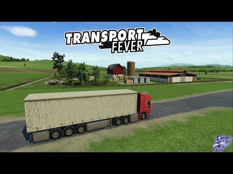 2# -- Algo de Comida y Madera -- E.R.T. -- Transport Fever [Español]