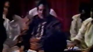 Nusrat Fateh Ali Khan(Dard Rukta Nahi)1979