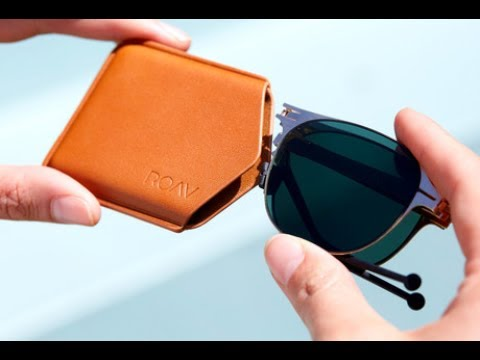 ROAV - World's Thinnest Sunglasses Review