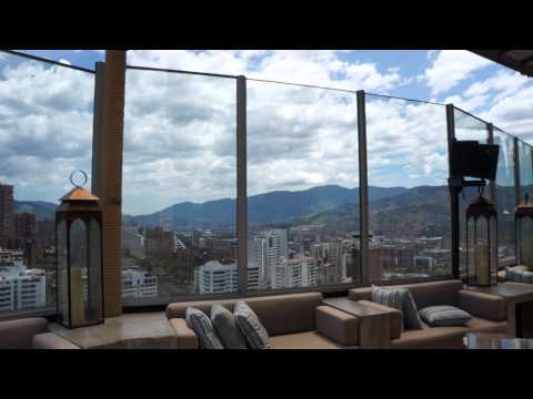 The Charlee Rooftop, Medellin, Colombia 2014