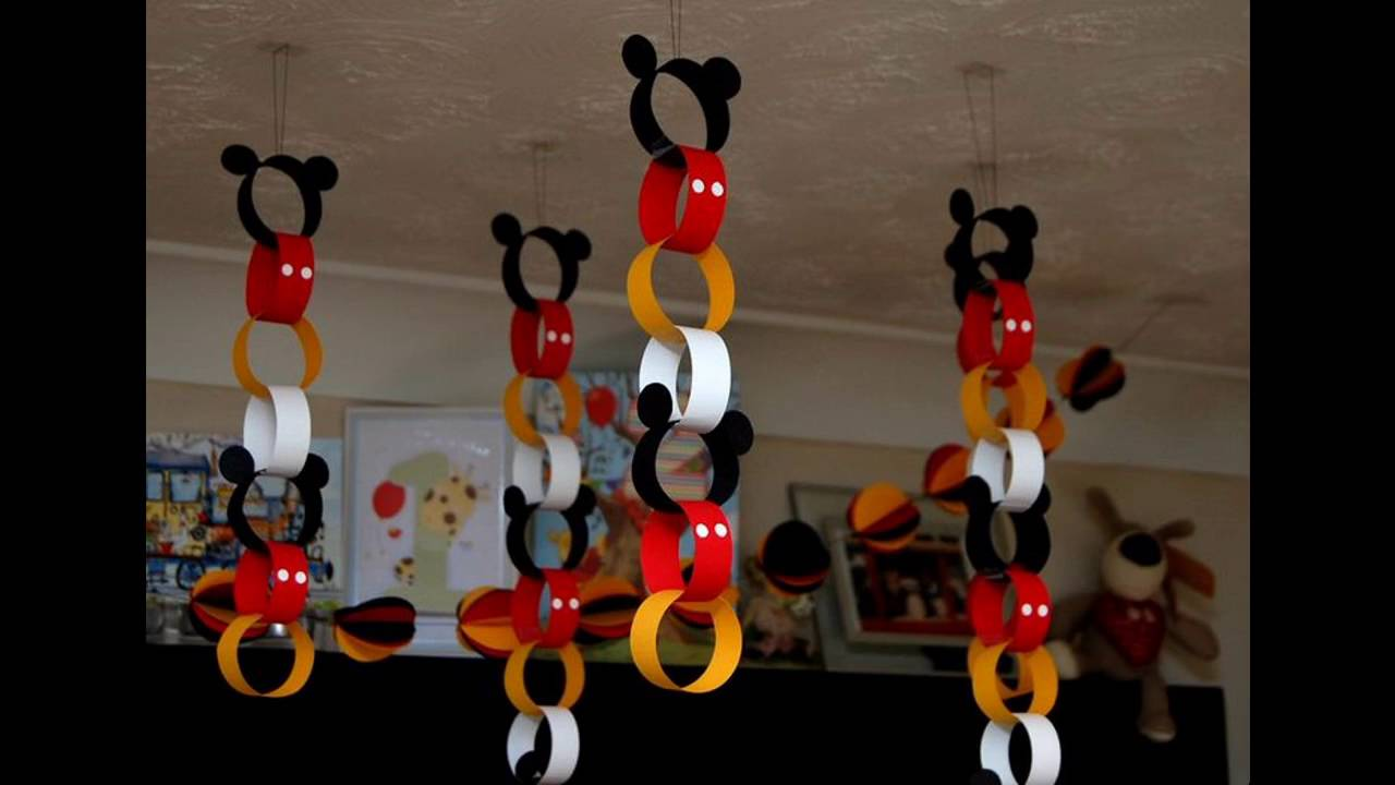 mickey mouse party themed decorating ideas youtube saveenlarge mickey mouse - Youtube Mickey Mouse Christmas