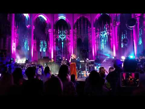SHOULD'VE BEEN US // Tori Kelly LIVE at NYC Riverside Church