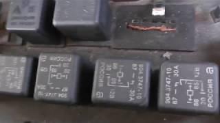 Передние и задние фары глючат - Схема включения света фар ВАЗ-2113, 2114 и 2115(Выкидываем реле К 4)