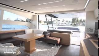 LUXURY YACHT - яхта-люкс -  YACHT DE LUXE