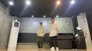 Download I-Land Ej and Heeseung's friend dancing I&credible