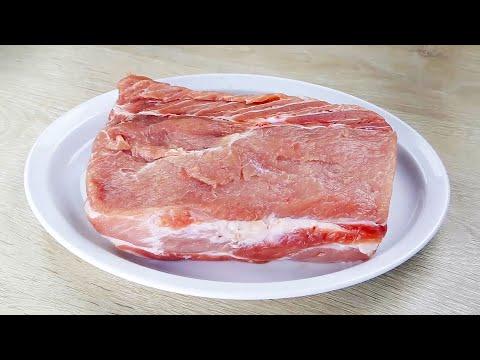 Гениальное МЯСО на НОВЫЙ ГОД ! Все ПРОСТО и ОЧЕНЬ ВКУСНО! РЕКОМЕНДУЮ! Сразу 2 рецепта мяса!