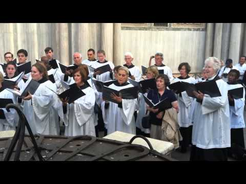 St. James Choir at St. Mark's Basilica, Venice Italy 1