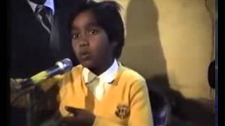 Best Sufi Song By Master Saleem at the age of 6-7 Rare video [DK]
