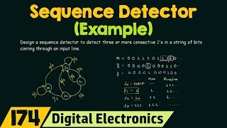 Sequence Detector Example