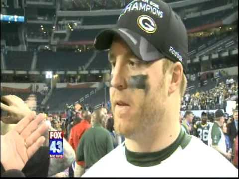 John Kuhn - Super Bowl Interview