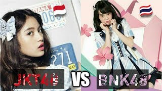JKT48 vs BNK48 | Idol Group in Southeast Asian