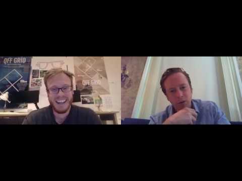 Kickstarter Live Interview Barrett Brown