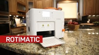 Rotimatic flatbread maker is cool, but not worth your money