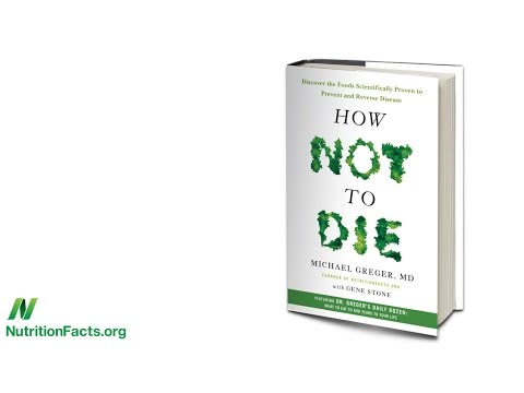 Book Trailer for How Not to Die