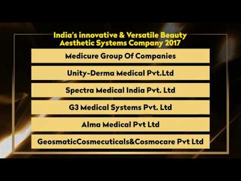 Spectra Medical Systems India - India's innovative & Versatile Beauty  Aesthetic Systems Company 2017