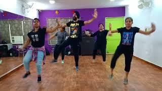 JAZ DHAMI - AITVAAR | BHANGRA DANCE CHOREOGRAPHY | Dansation Dance Studio Mohali.