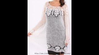 Crochet Patterns  for  crochet blouse  3070