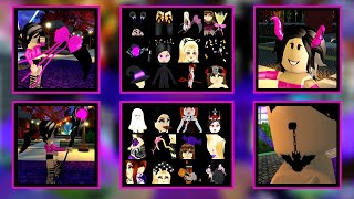 ALL NEW HALLOWEEN ACCESSORIES! - Royale🏰High - Roblox