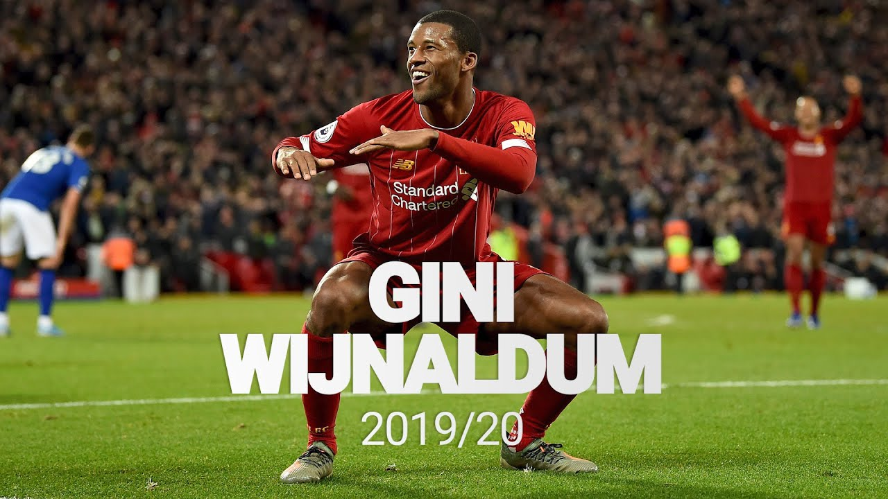 Best of: Gini Wijnaldum 2019/20 | Premier League Champion