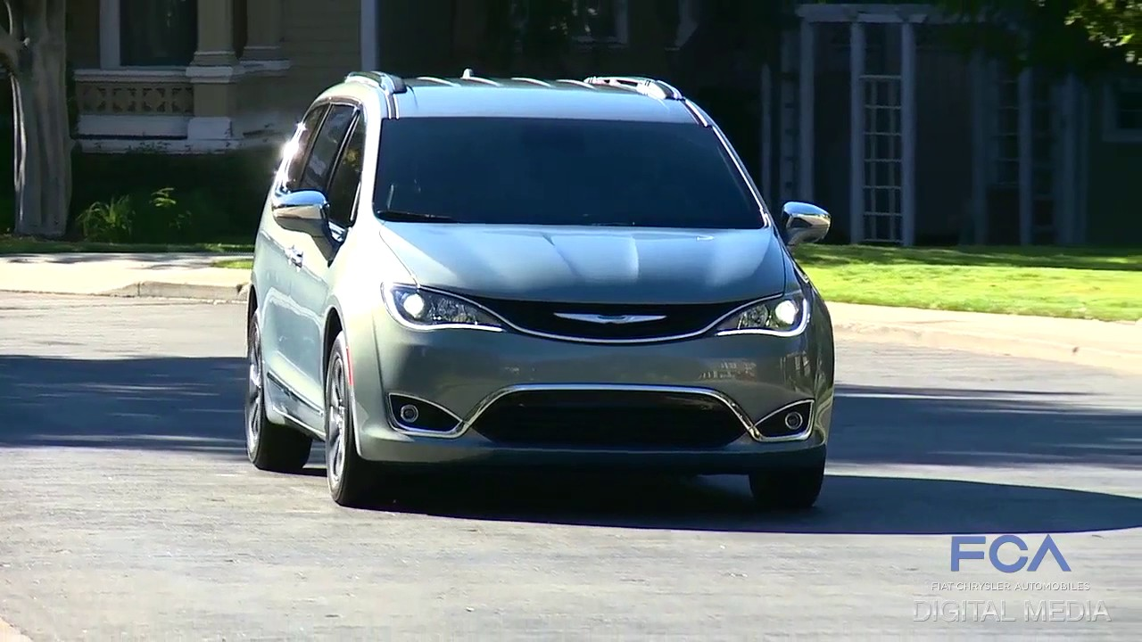 Jeep Dealership Indianapolis >> 2017 Chrysler Pacifica Community Chrysler Dodge Jeep Ram