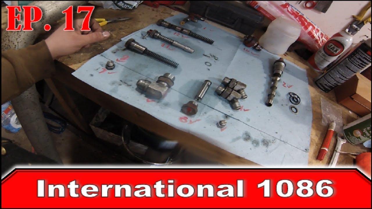 medium resolution of ih 1086 mcv rebuild