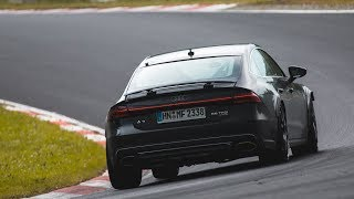 New Audi Rs7! And Other 'Ring Prototype Spy Shots