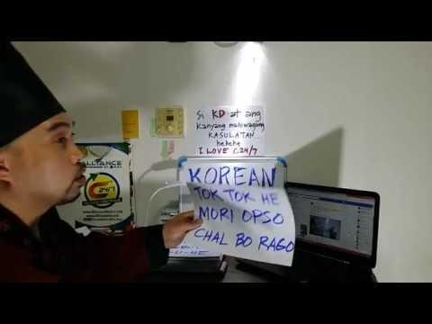 EASY - Learn Korean Language (Romanized) 10