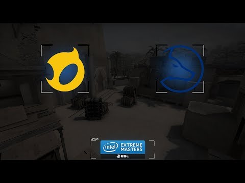 IEM Oakland 2017 Europe Open Qualifier - Team Dignitas vs. LDLC [1/3]