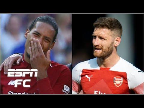 Craig Burley calls out tweet claiming Mustafi better than Van Dijk (plus, Man Utd talk) | Extra Time