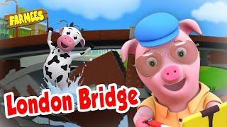 London Bridge Falling Down + More Nursery Rhymes & Songs for Babies by Farmees
