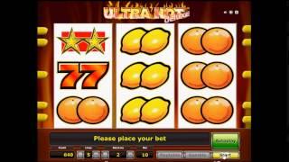 видео Онлайн эмулятор Ultra Hot Deluxe играть на деньги