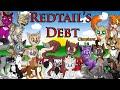 Redtail's Debt: Warrior Cats Audiobook + 18 Original Character Speedpaints